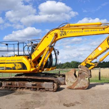 RS Machinery-<em>Edit Shop: Machine</em> JCB JS220 LC 2005