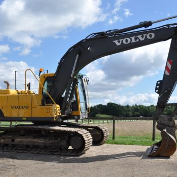 RS Machinery-<em>Edit Shop: Machine</em> VOLVO EC180B LC 2006