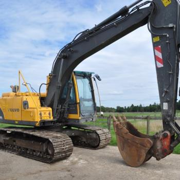RS Machinery-<em>Edit Shop: Machine</em> VOLVO EC140B LC 2007