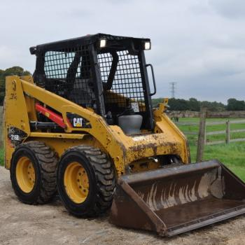 RS Machinery-<em>Edit Shop: Machine</em> CATERPILLAR 216 B3 2014