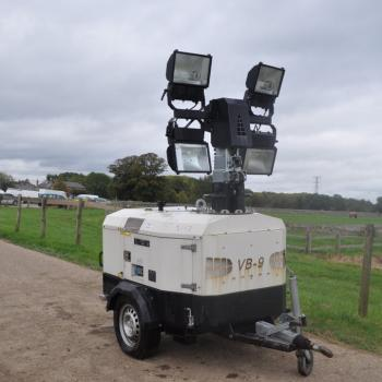 RS Machinery-<em>Edit Shop: Machine</em> TOWER LIGHT VB-9 2011