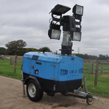 RS Machinery-<em>Edit Shop: Machine</em> TOWER LIGHT VB-9