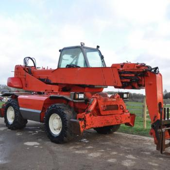 RS Machinery-<em>Edit Shop: Machine</em> MANITOU MRT 2145 M 2002