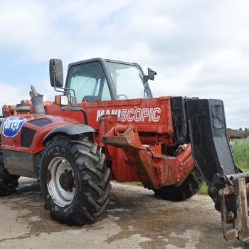 RS Machinery-<em>Edit Shop: Machine</em> MANITOU MT 1335 SL 2005