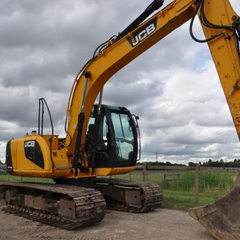 RS Machinery-<em>Edit Shop: Machine</em> JCB JS130 LC 2008