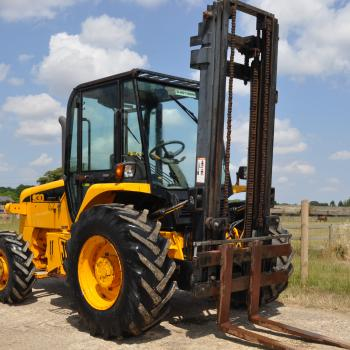 RS Machinery-<em>Edit Shop: Machine</em> JCB 930 2003