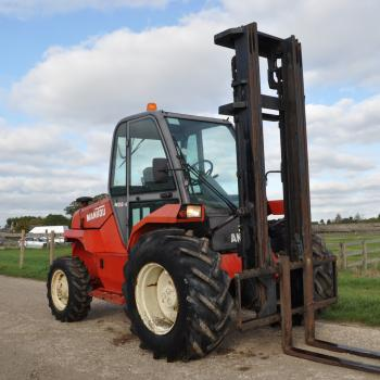 RS Machinery-<em>Edit Shop: Machine</em> MANITOU M26-4 2001