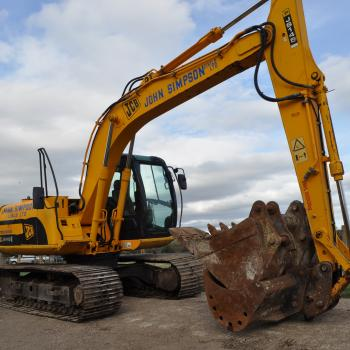 RS Machinery-<em>Edit Shop: Machine</em> JCB JS145 2007