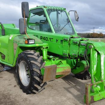RS Machinery-<em>Edit Shop: Machine</em> MERLO P40.17 K 2006