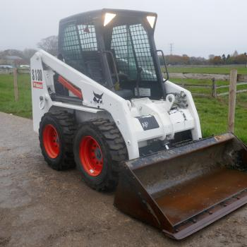 RS Machinery-<em>Edit Shop: Machine</em> BOBCAT S130 2013