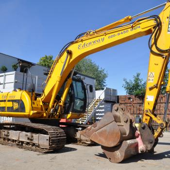 RS Machinery-<em>Edit Shop: Machine</em> JCB JS160 LC
