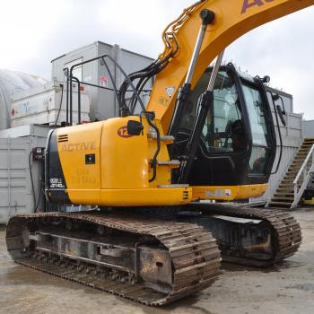 RS Machinery-<em>Edit Shop: Machine</em> JCB JZ140 LC