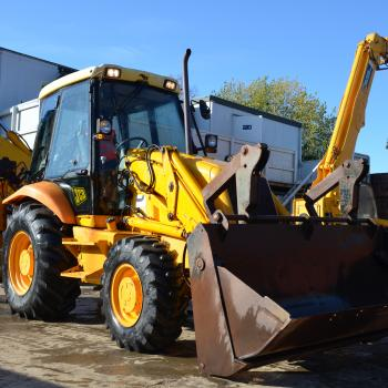 RS Machinery-<em>Edit Shop: Machine</em> JCB 3CX