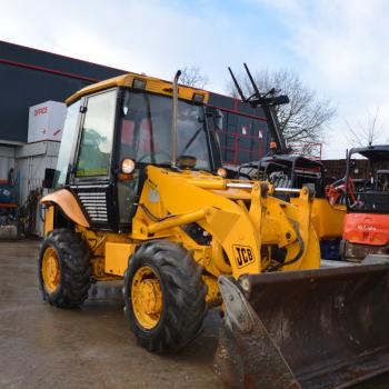 RS Machinery-<em>Edit Shop: Machine</em> JCB 2CX AIRMASTER