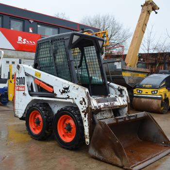 RS Machinery-<em>Edit Shop: Machine</em> BOBCAT S100
