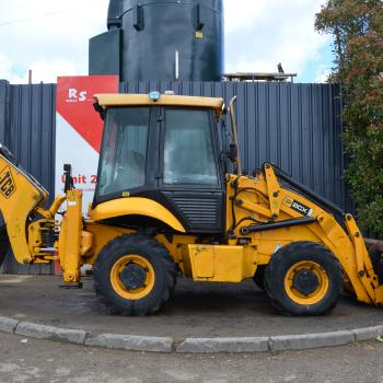 RS Machinery-<em>Edit Shop: Machine</em> JCB 2CX STREETMASTER