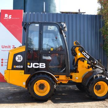 RS Machinery-<em>Edit Shop: Machine</em> JCB 403 AGRI