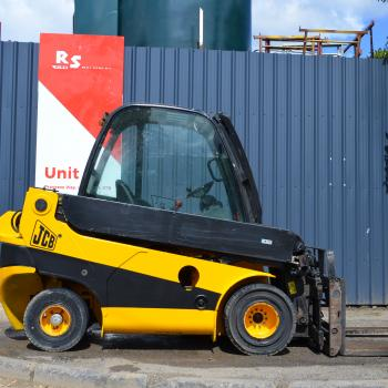 RS Machinery-<em>Edit Shop: Machine</em> JCB TELETRUK TLT30D