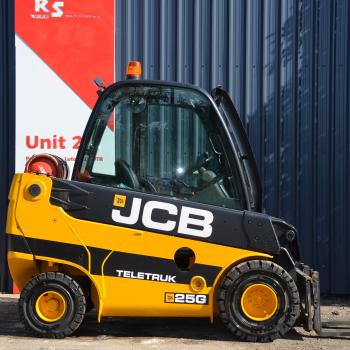 RS Machinery-<em>Edit Shop: Machine</em> JCB TELETRUK TLT25G