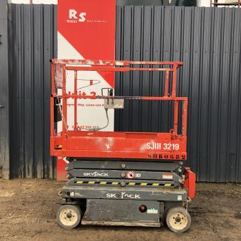 RS Machinery-<em>Edit Shop: Machine</em> SKYJACK SJ III 3219