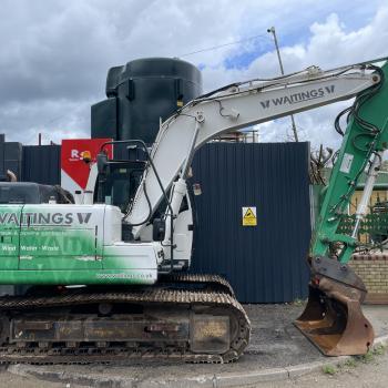RS Machinery-<em>Edit Shop: Machine</em> HYUNDAI ROBEX 140 LC-9A