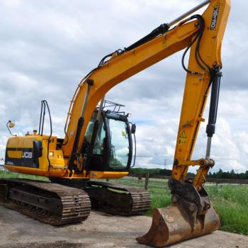 RS Machinery-<em>Edit Shop: Machine</em> JCB JS130 LC 2011