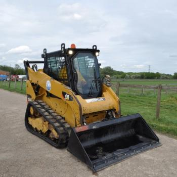 RS Machinery-<em>Edit Shop: Machine</em> CATERPILLAR 259 B3 2012